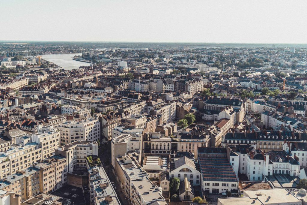 Le Nid Nantes: Where to Find the Best View in Nantes, Western France