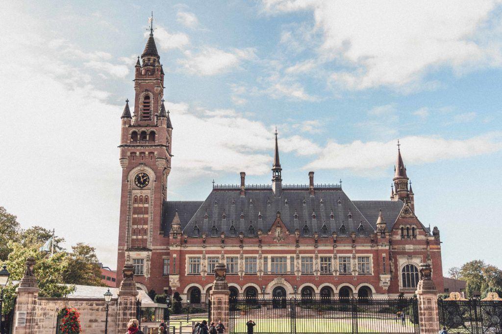 The Peace Palace, Den Haag