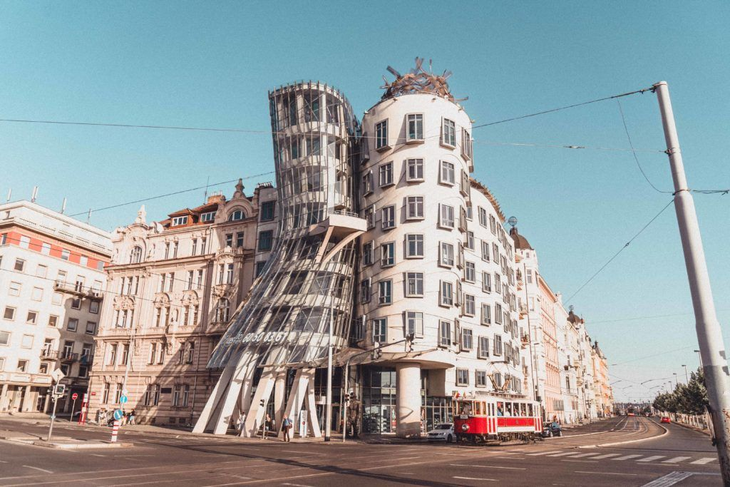 How to Visit the Prague Dancing House, Czechia (Czech Republic)