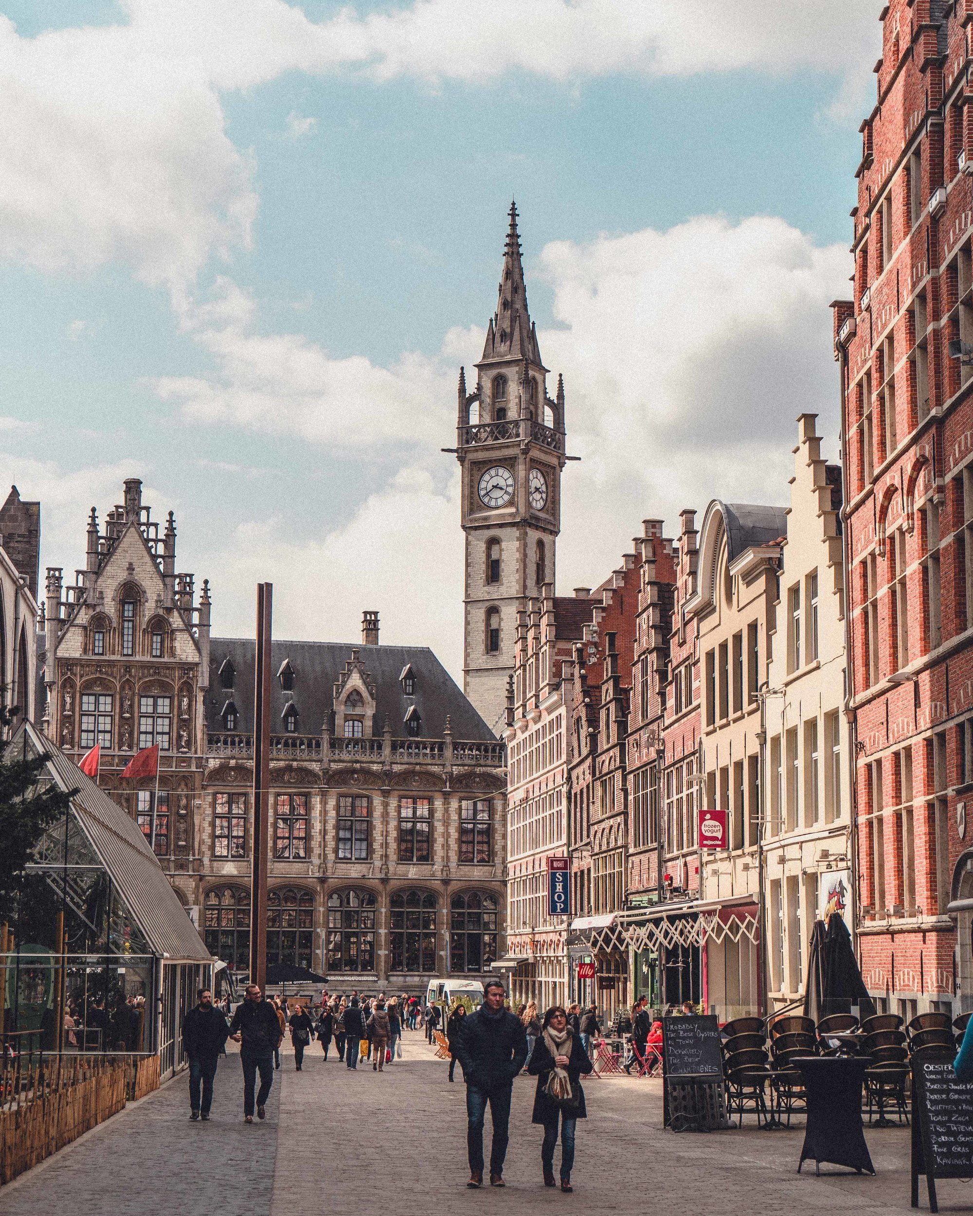 """Ghent travel tips"""" Things to know before visiting Ghent in Belgium for the first time"""