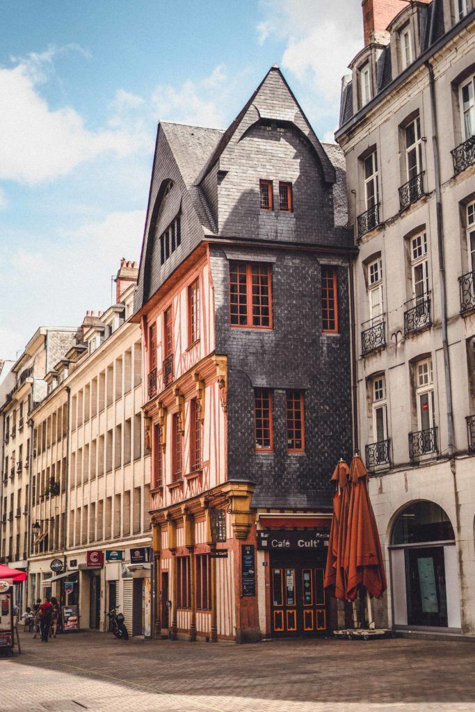 Secret Spots in Nantes, France you'll absolutely fall in love with. Looking for the best of Nantes? This quirky and unusual guide with show you the hidden gems and forgotten locations