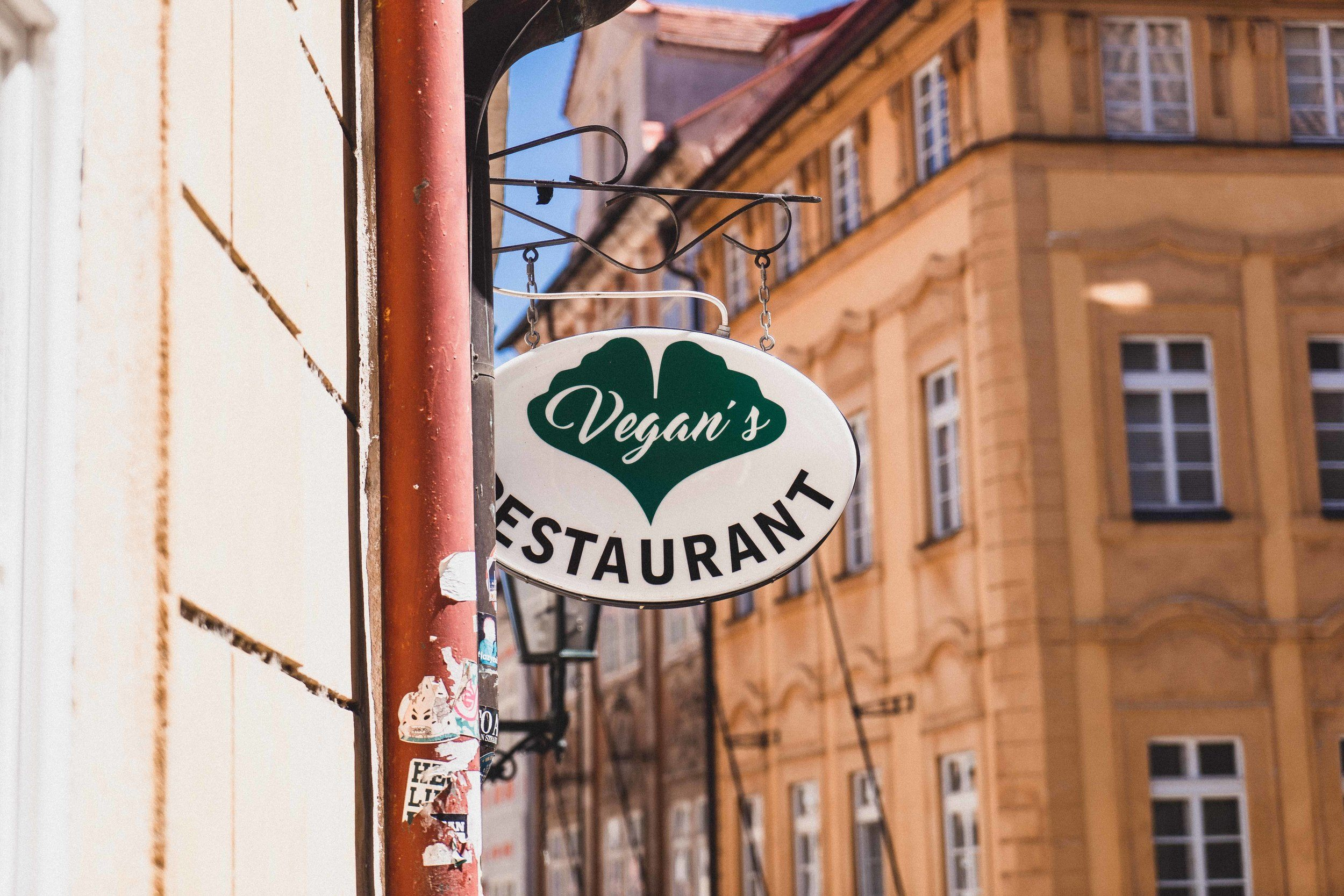 Where to Find the Best of Vegetarian and Vegan in Prague, Czech Republic