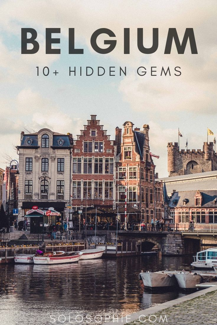 Looking for the best of Belgium? Here's your ultimate guide to the most unusual things to do in Belgium, as well as hidden gems and secret spots you can't miss on any Europe visit!