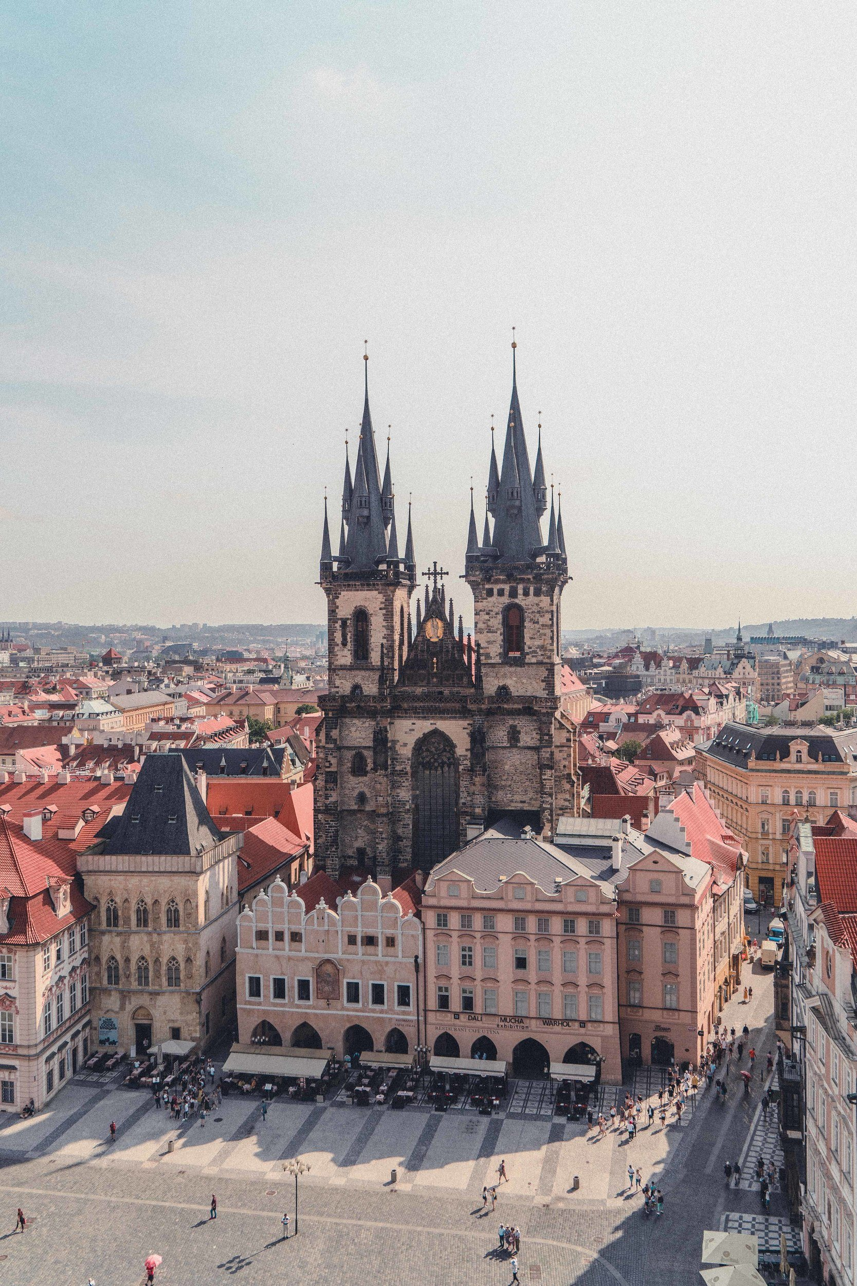 Where to Find the Best View in Prague: 10+ Epic Photo Spots, Czech Republic