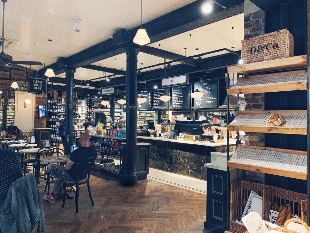 Dollard & Co. Food Hall: The Best Deli in Dublin, Ireland