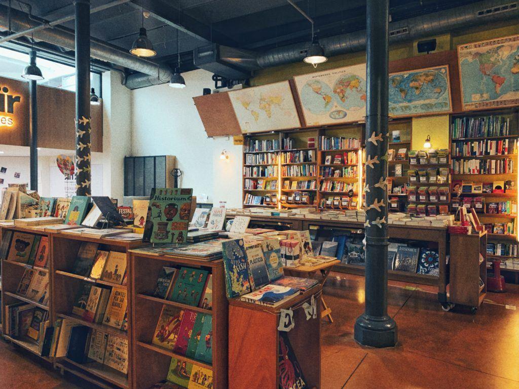 Libreria Altaïr, the travel bookshop of Barcelona