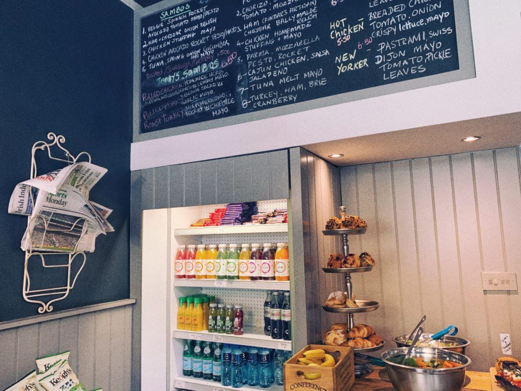 Le Petit Cafe,St Pappin Rd, Ballygall, Dublin, Ireland