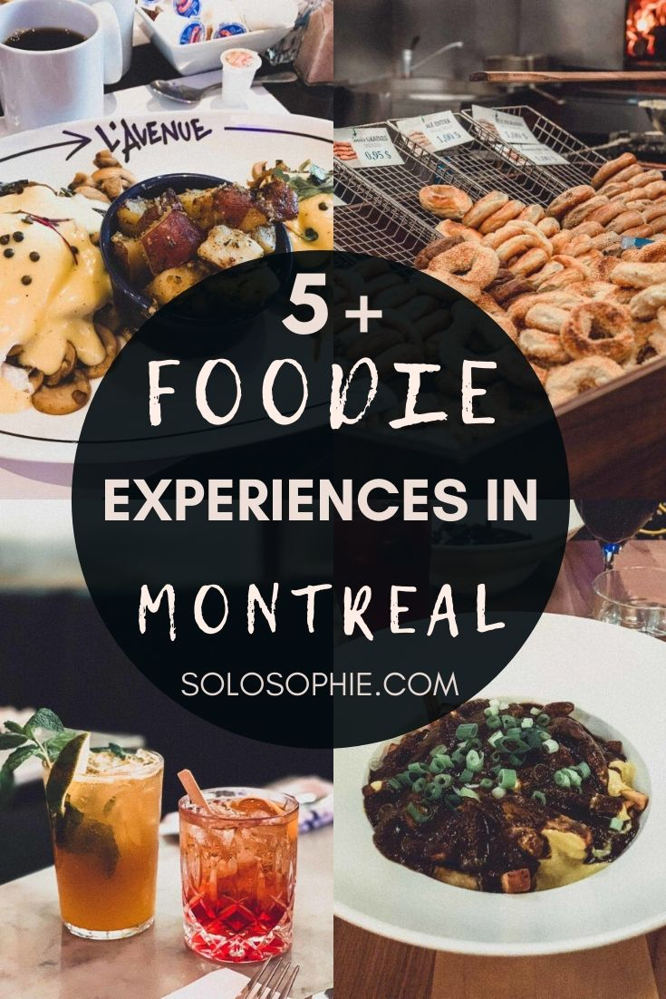 Foodie Montreal/ best restaurants in Montreal Canada for every budget