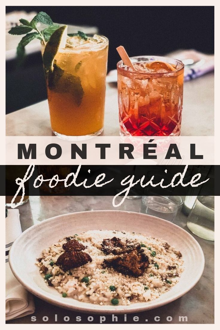 Here's what you need to eat in Montreal A foodie guide to the best restaurants, cafes, coffee shops, and eateries in Montréal, Quebec, Canada