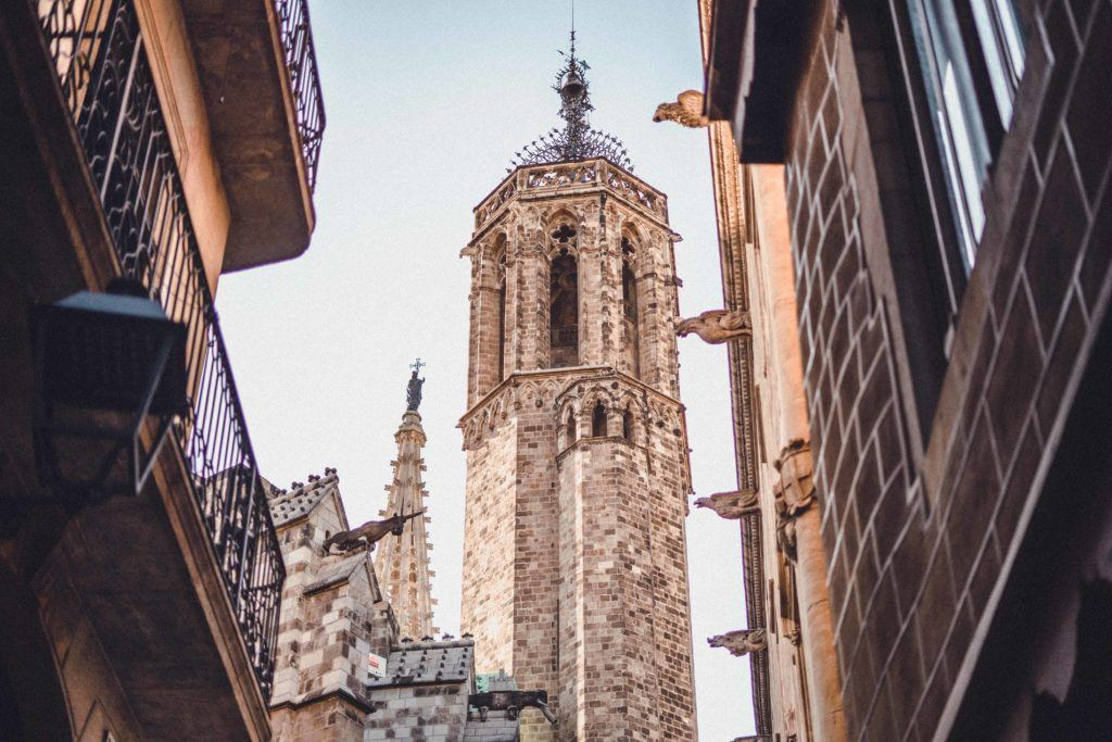 Catedral de Barcelona (Barcelona Cathedral)