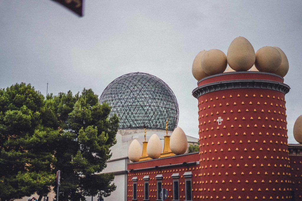 Teatre-Museu Dalí, Figueres, Spain