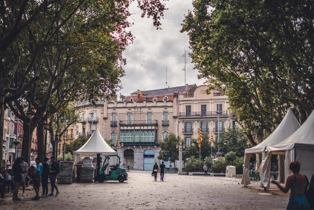 A Free & Self-Guided Figueres Walking Tour (& Dali Tour) in Catalonia, North East Spain