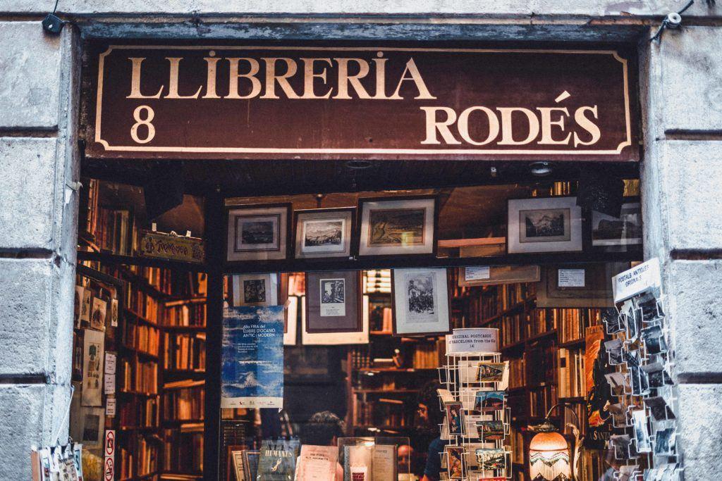 Librería Rodés,Carrer dels Banys Nous, 8, 08002 Barcelona