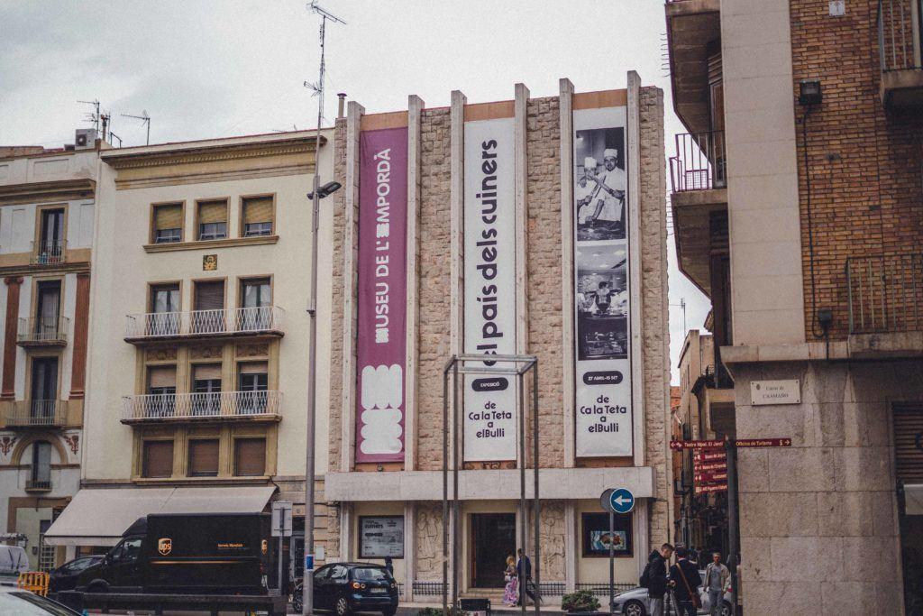 Museu de l'Empordà, Figueres, Spain