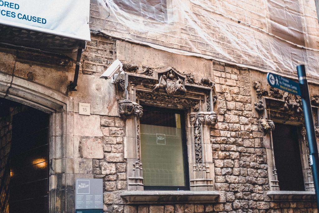 Museu Picasso de Barcelona (Picasso Museum of Barcelona), Barcelona