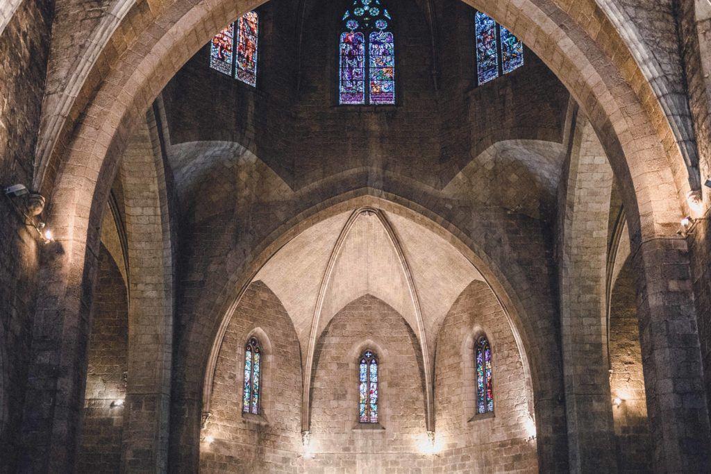 Sant Pere de Figueres, Spain