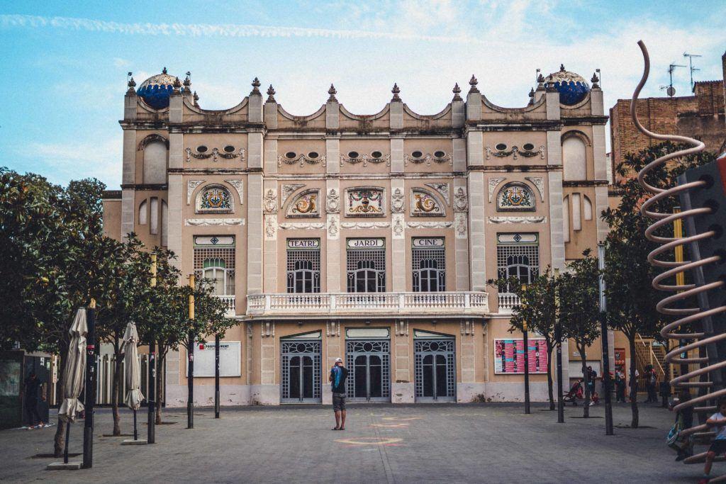 Teatre Municipal El Jardi, Figueres, Spain