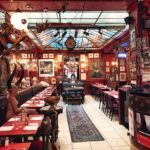 Cafe du Palais, Unusual things to do in Reims, Champagne, France