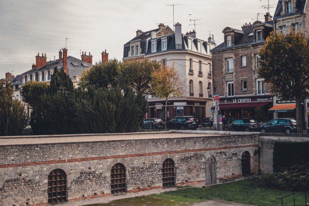 Cryptoportique, Reims, France