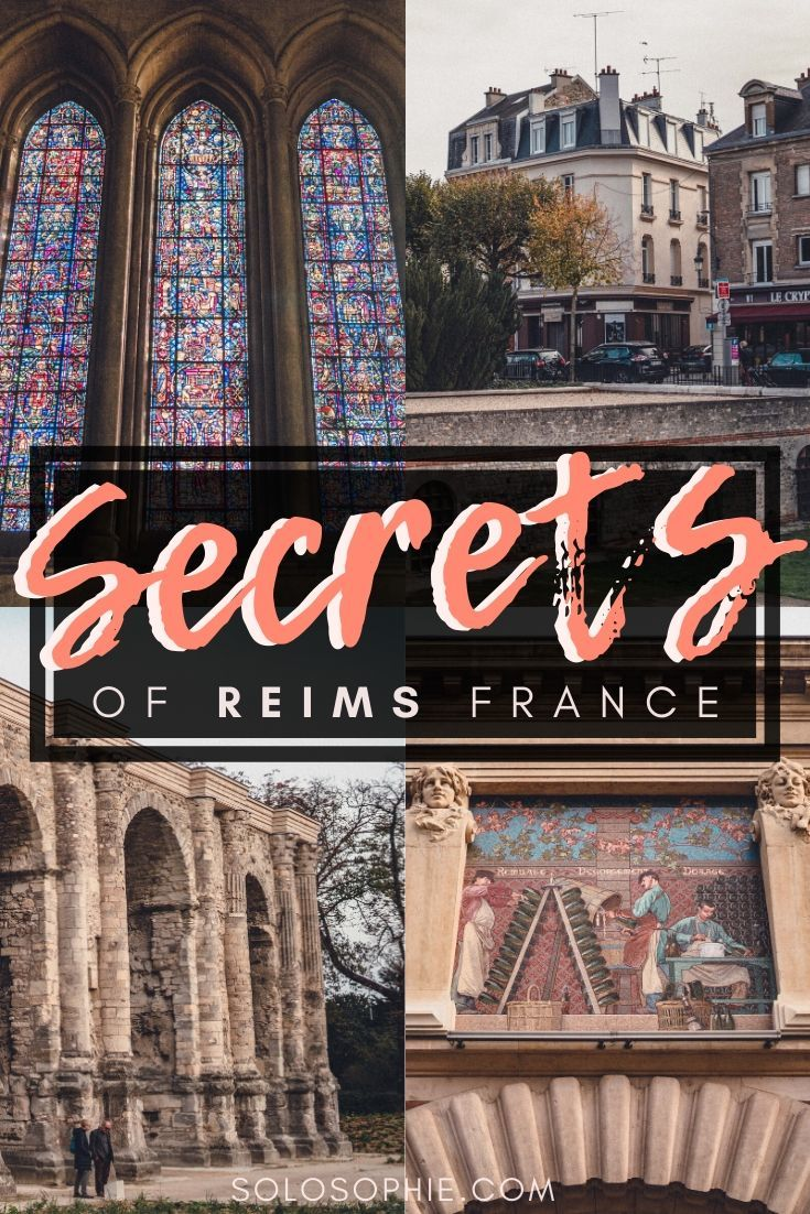 Here's your ultimate guide to the best of hidden gems, quirky attractions, unusual things to do, and secret spots in Reims, the Champagne France capital of France, Europe