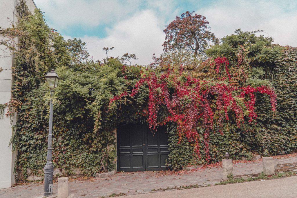 rue de l'Abreuvoir & Place Dalida