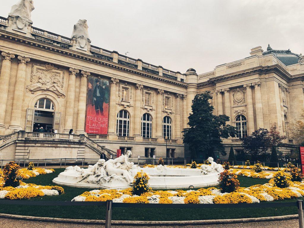 Enjoy art in the Petit Palais & Grand Palais, 8th arrondissement, Paris, France
