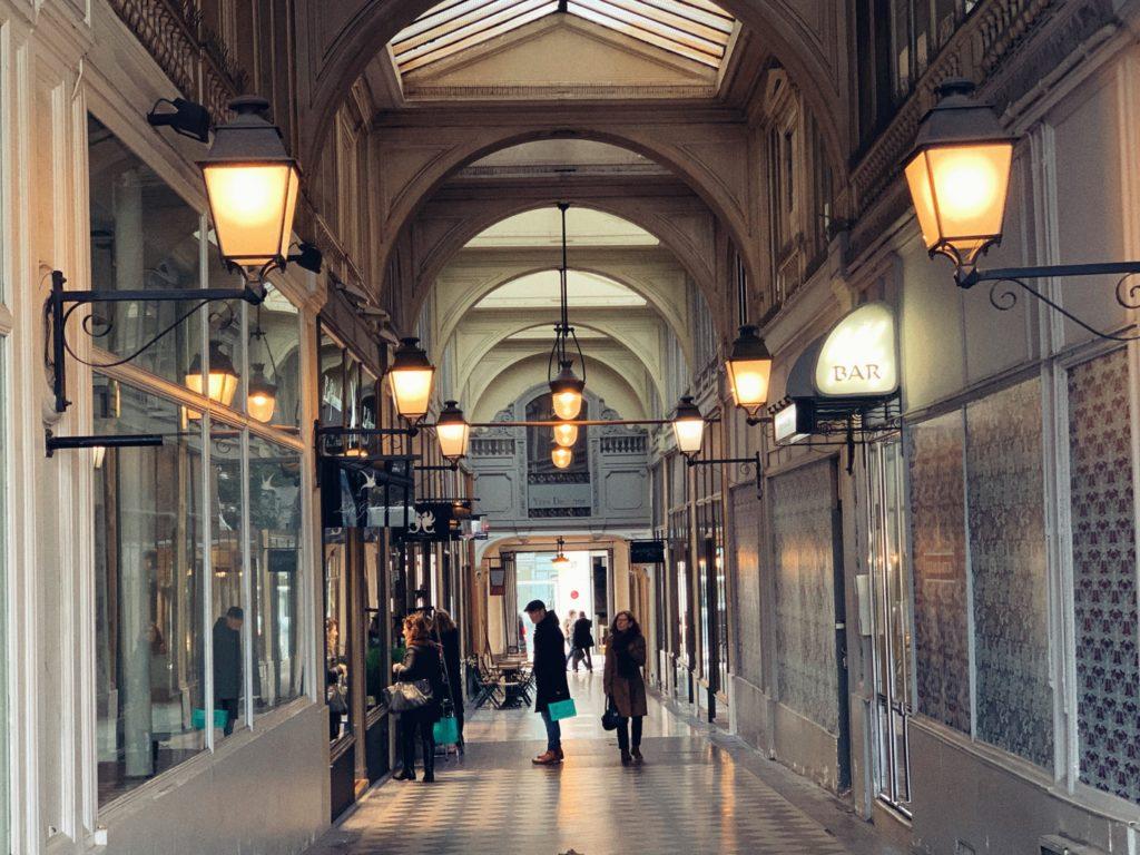 Passage de la Madeleine, 8th arrondissement, Paris, France