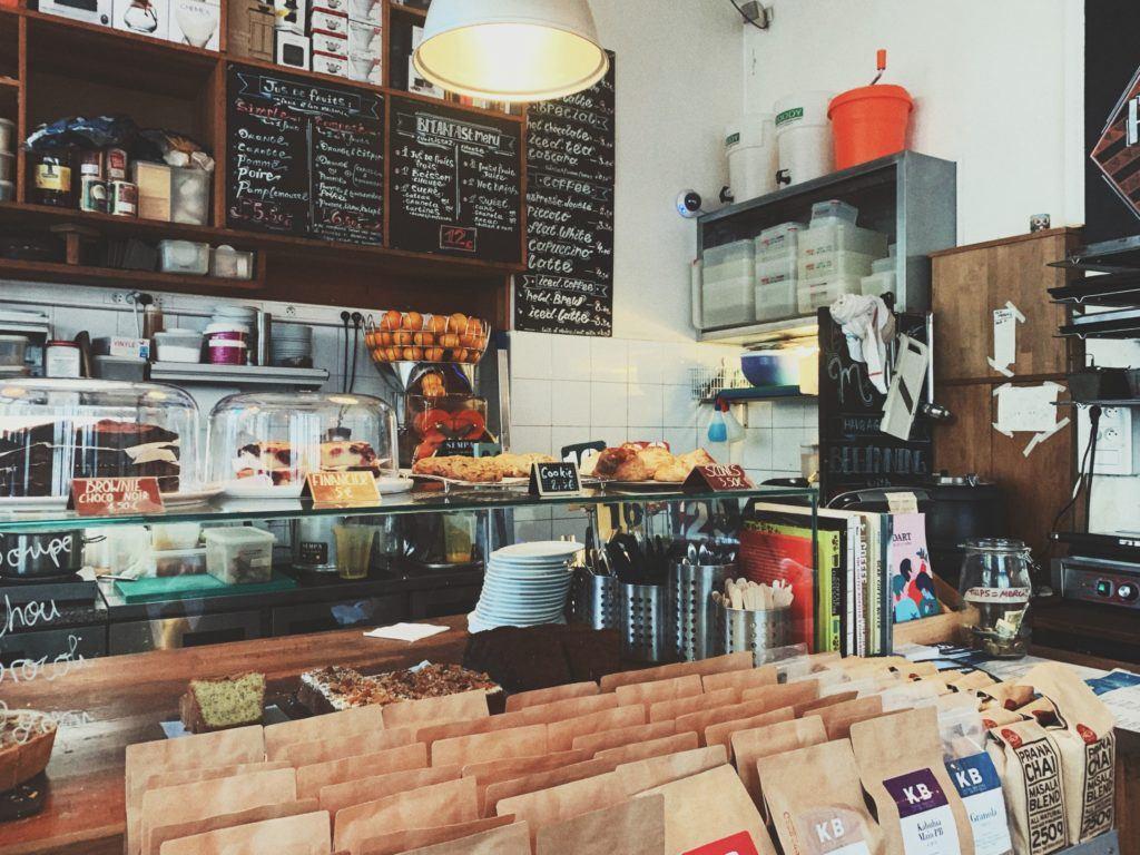 KB CaféShop South Pigalle, Paris, France