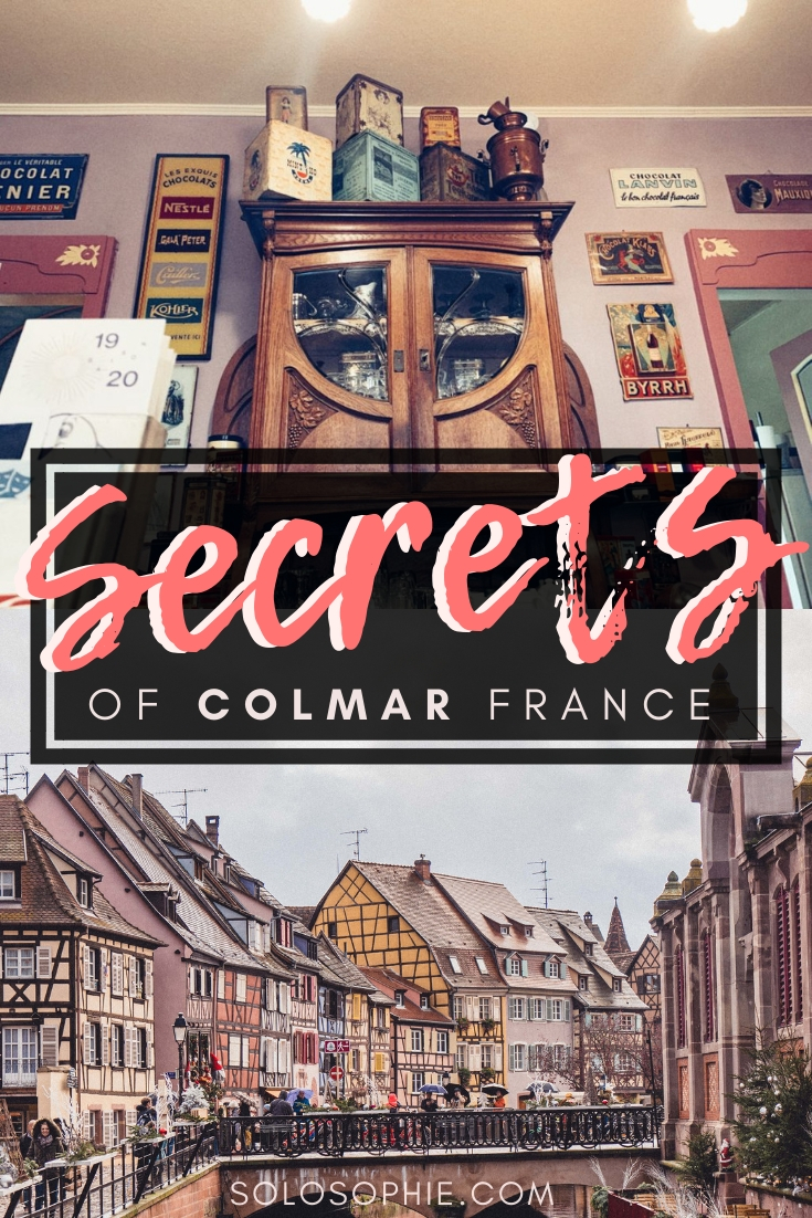 Here's your ultimate guide to the best of hidden gems, quirky attractions, and secret spots in Colmar, a fairytale timber-framed town in Alsace Eastern France, Europe