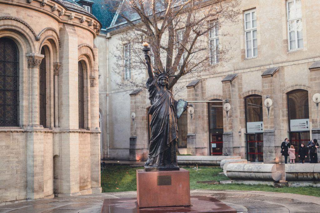 Arts et Metiers Statue of Liberty