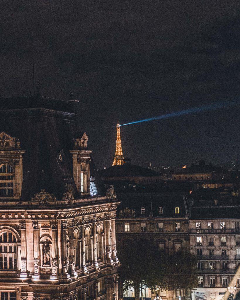 Le Perchoir Marais: A Parisian Rooftop Bar with an Eiffel Tower View in Le Marais, Paris, France