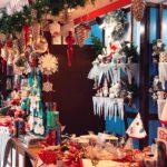 Le Marché de Noël en Alsace à Paris (Gare de l'Est Christmas Market) in Paris, France