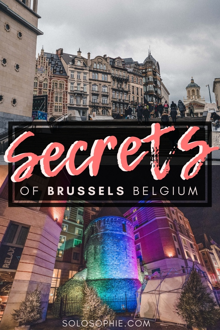 Here's your ultimate guide to the best of hidden gems, quirky attractions, and secret spots in Brussels, the capital city of Belgium, Europe