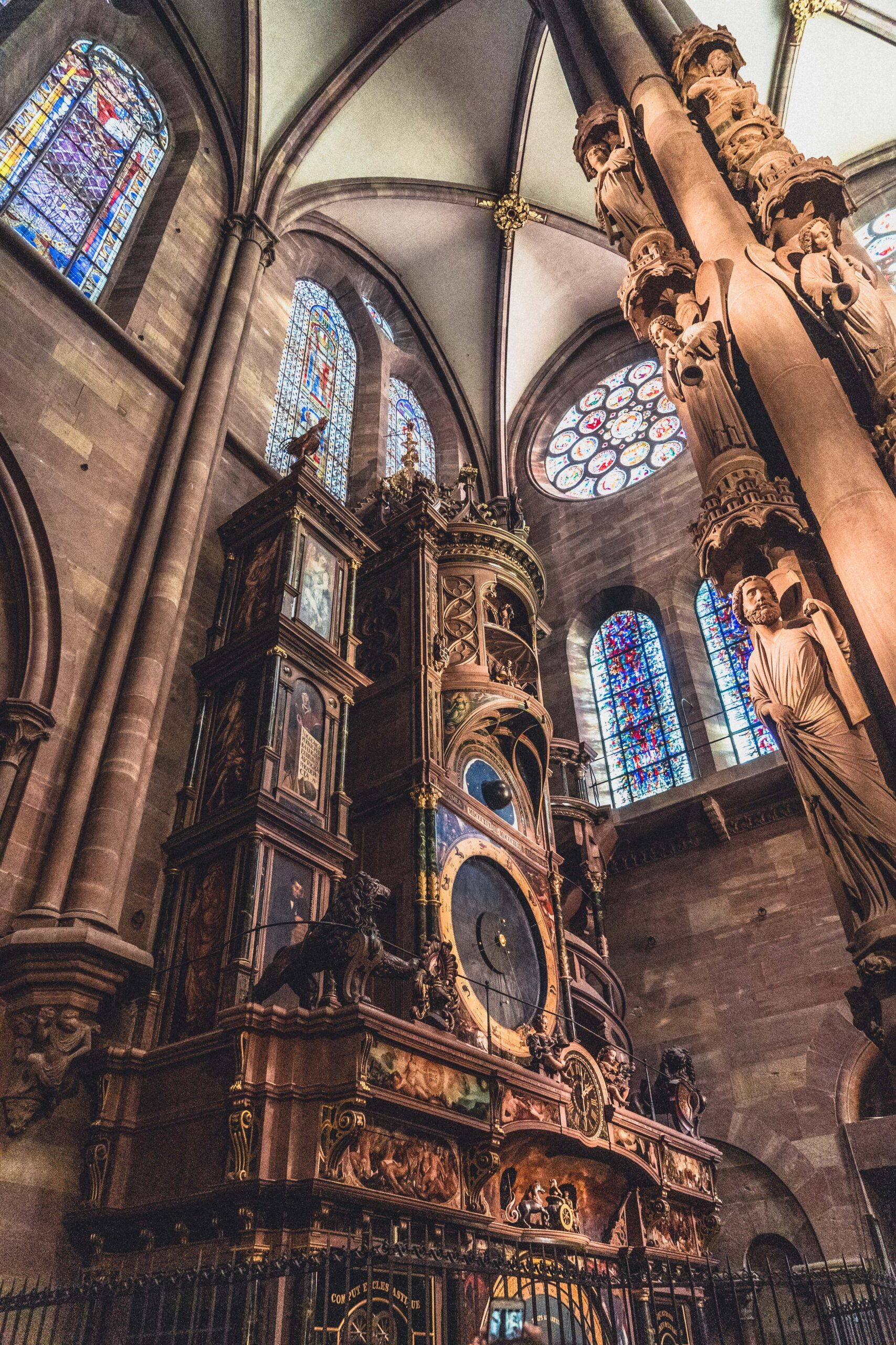 How to Visit Strasbourg Astronomical Clock in Strasbourg, the Alsace, East of France