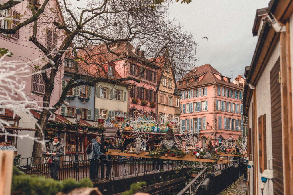 Place de l'Ancienne Douane, Alsace, france