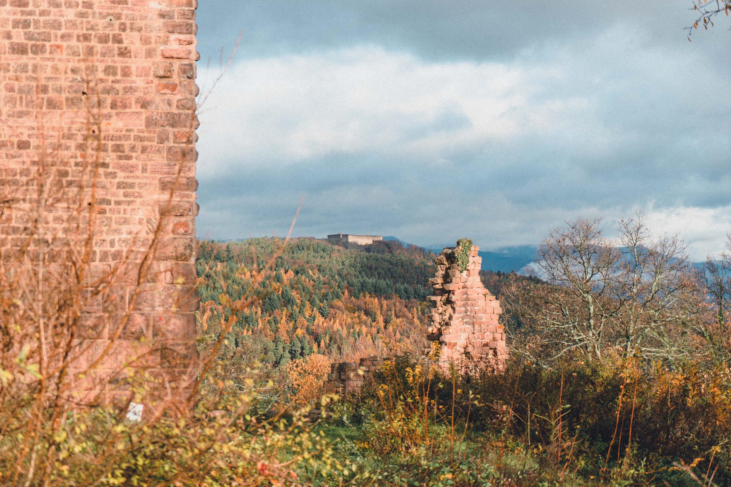 A Guide to Visiting the Three Castles of Eguisheim (Les Trois Châteaux du Haut-Eguisheim), Alsace, France)