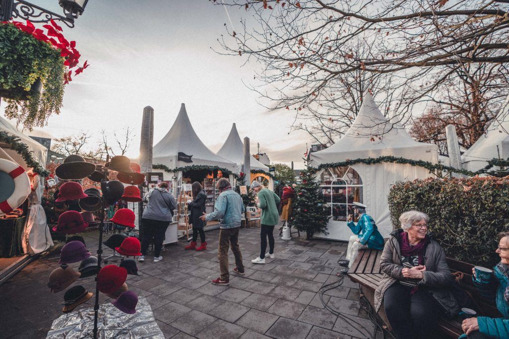 Cologne Harbour Christmas Market