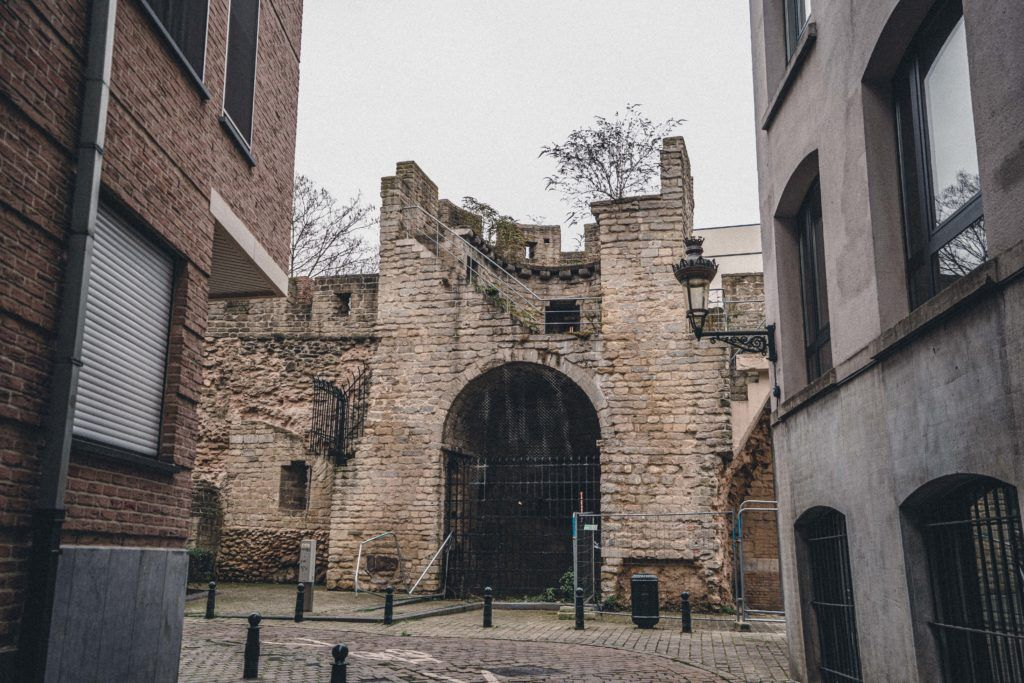 12th-Century La Tour de Villiers