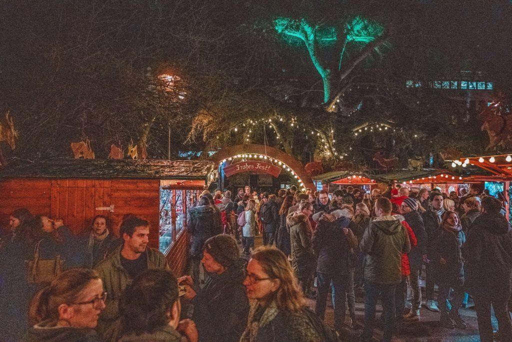 Stadtgarten Christmas Market