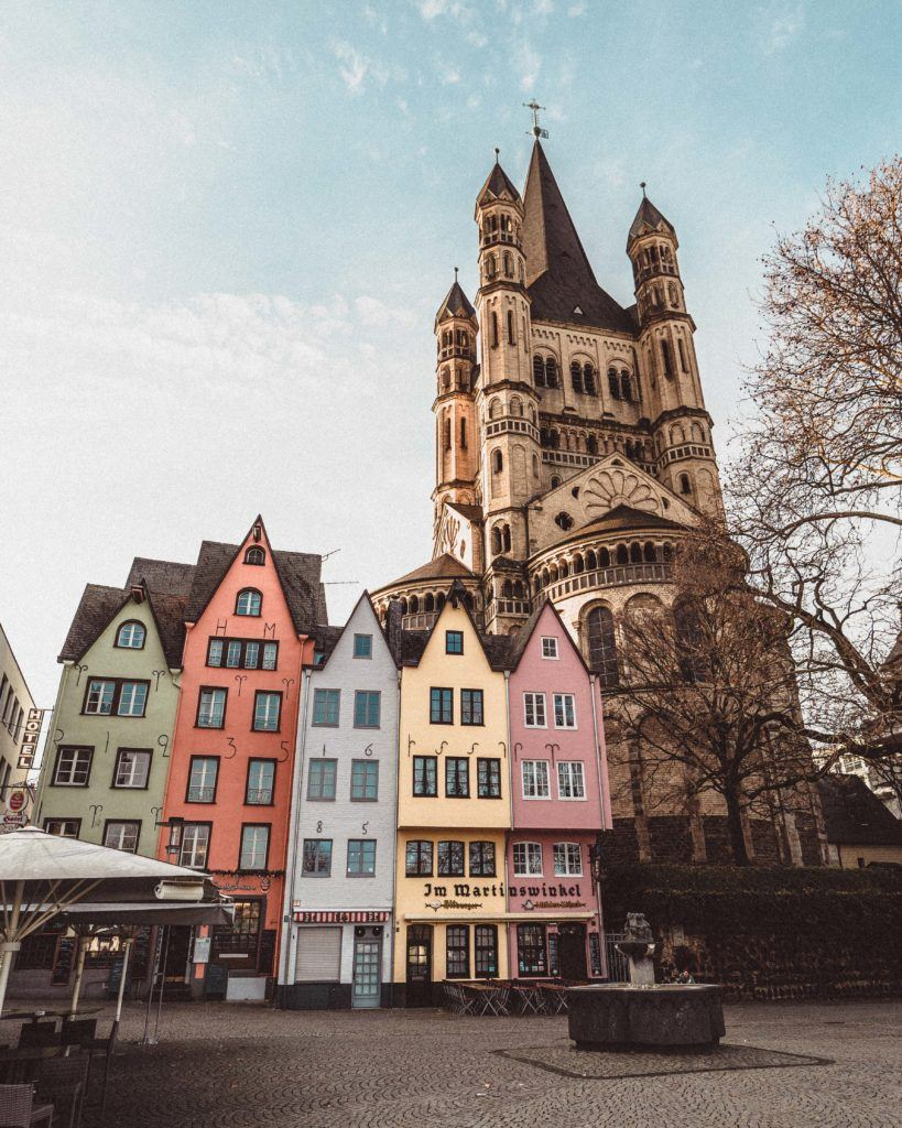 Why you must visit Cologne on your next trip to Western Germany