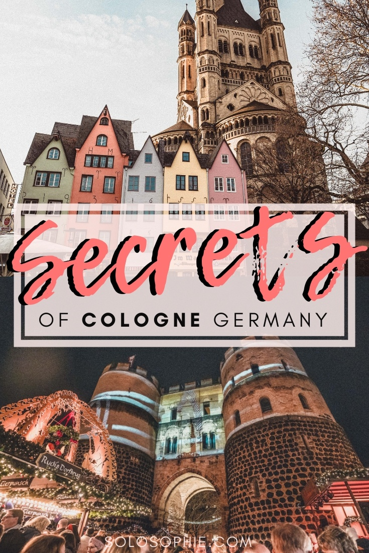 Here's your ultimate guide to the best of hidden gems, quirky attractions, and secret spots in Cologne, (Koln North Rhine Westphalia) Germany
