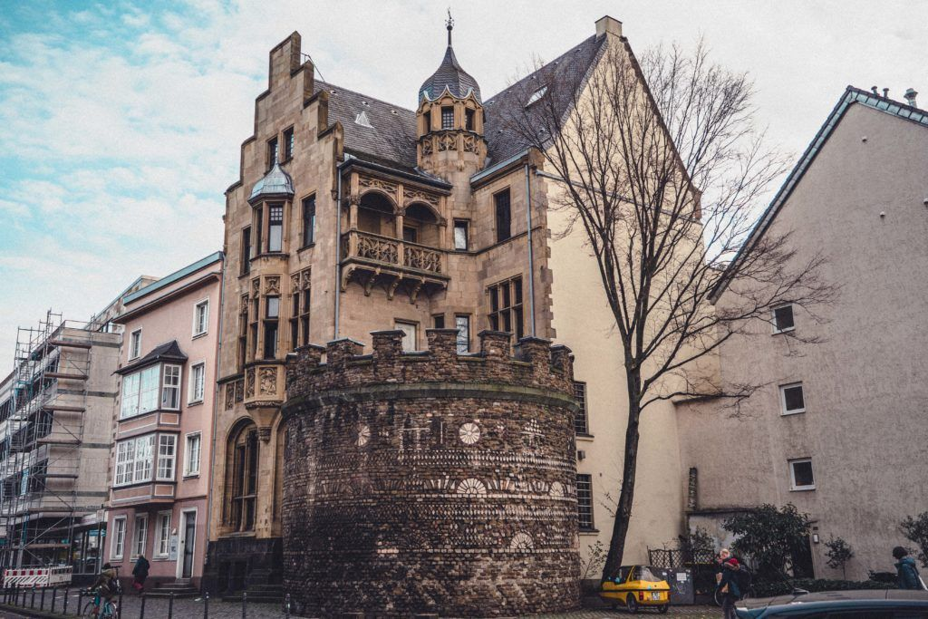Roman Cologne, Hidden Gems & Secret Spots in Cologne You Should Know About in Köln Germany