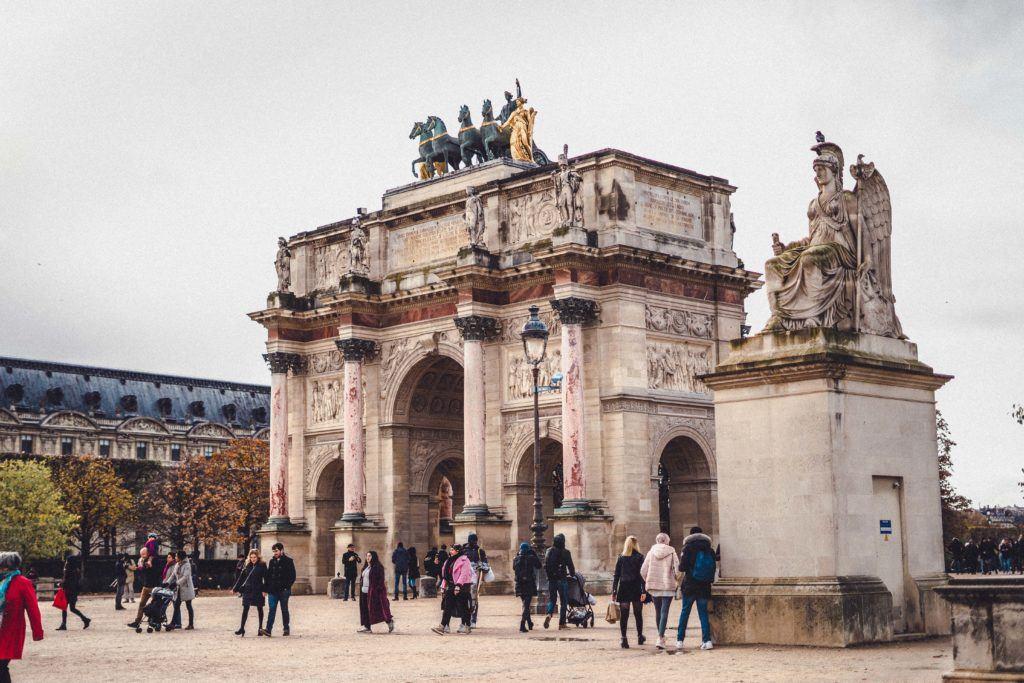 Arc de Triomphe du Carrousel: Paris' Other Triumphal Arch
