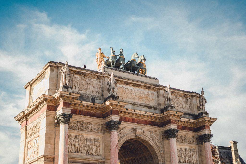 Arc de Triomphe du Carrousel: Paris' Other Triumphal Arch in France