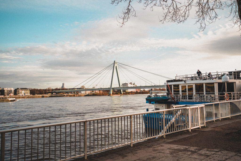 river rhine köln germany