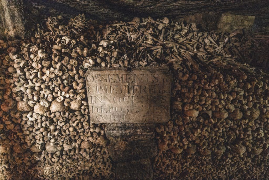 How to visit the Paris Catacombs (A Secret History of the Catacombs of Paris!) and things to know before you go to the 14th arrondissement of Paris, France