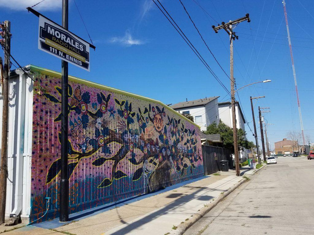 Houston's Second Ward - A History