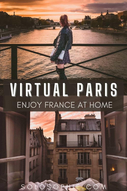 Virtual Paris Tours: Visit Paris from Your Couch via the Internet