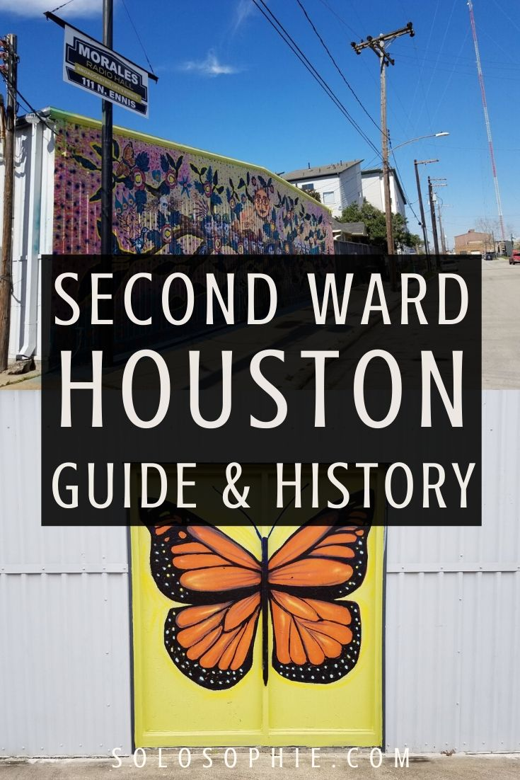 Houston's Second Ward: A History & Neighbourhood Guide. Things to do in Second Ward, Houston, Texas, USA