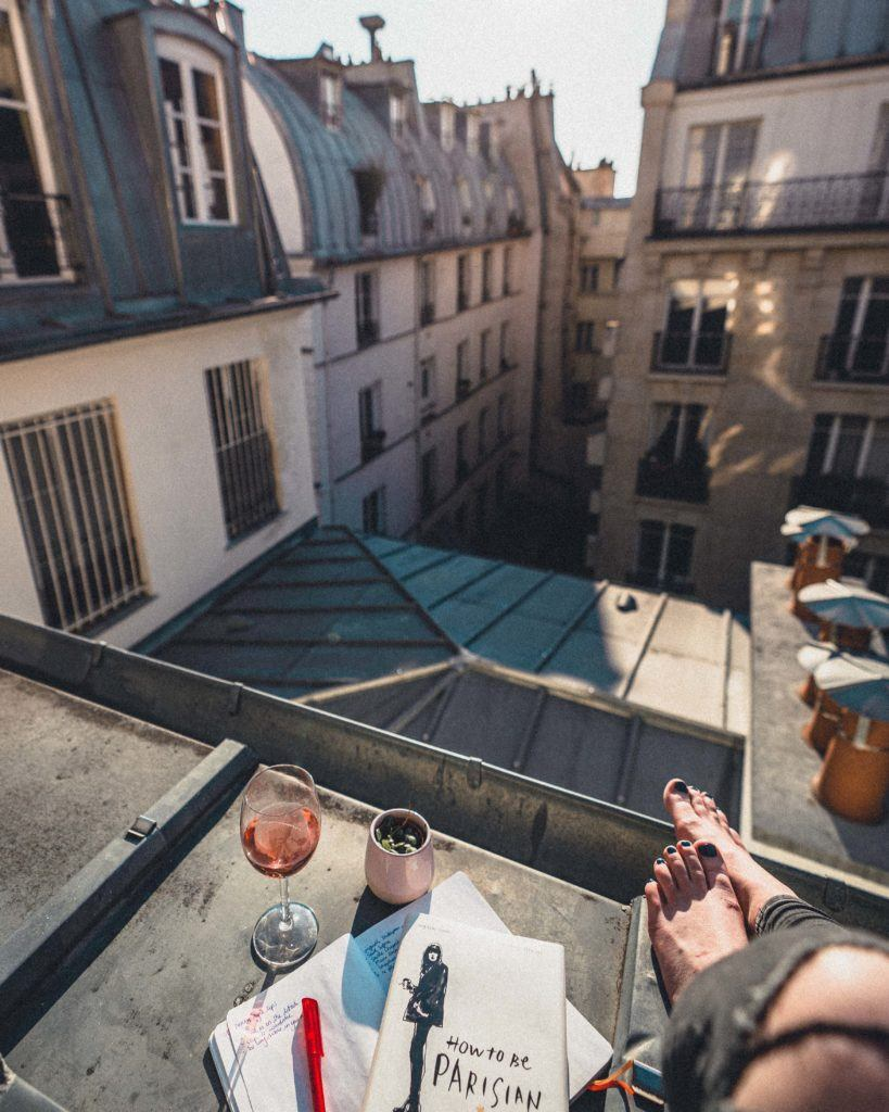 parisian wine thoughts